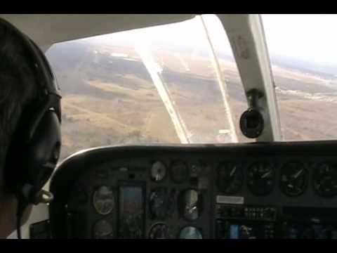 Cessna 340 with Aspen&Garmin avionics