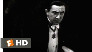 Dracula (5/10) Movie CLIP - Dracula Gets Thirsty (1931) HD