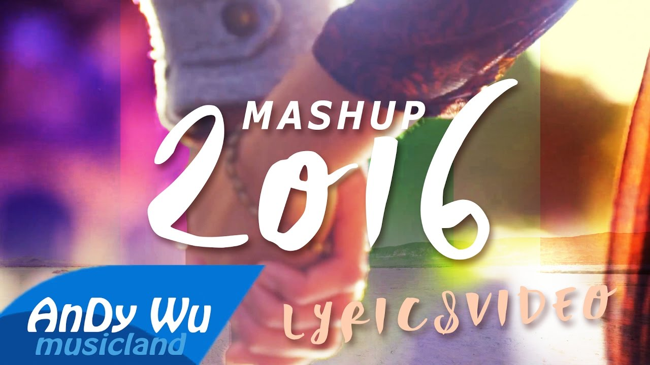 "Mashup 2016 ""We Were Young"" (Best 90 Pop Songs of 2016) by"