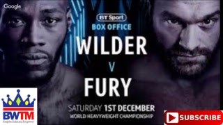 WILDER VS FURY ALL ACCESS REVIEW EPISODE 1