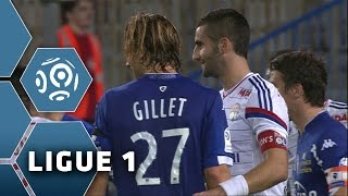 SC Bastia - Olympique Lyonnais (0-0)  - Résumé - (SCB - OL) / 2014-15