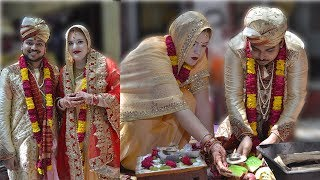 Rituals Indian Wedding Ceremony - Indian + Foreigner
