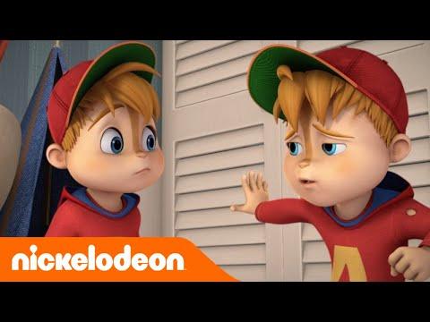 ALVINNN! e i Chipmunks | Doppio Alvin | Nickelodeon Italia