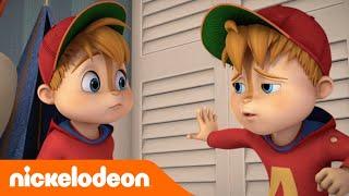 ALVINNN! e i Chipmunks | Doppio Alvin | Nickelodeon Italia thumbnail
