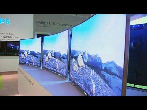 IFA: плоский или вогнутый? Соревнование телевизоров вступило в новую стадию - hi-tech