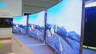 видео плоский телевизор