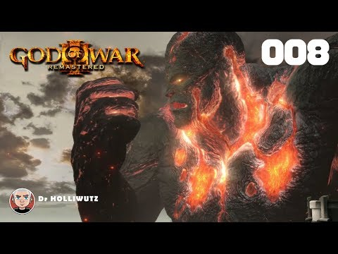 God of War 3 #008 - Showdown mit Helios [PS4] Let's Play GOW3 remastered