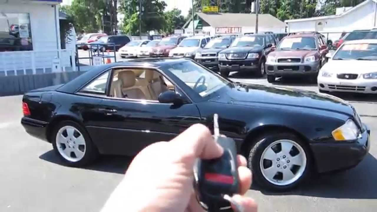 1999 mercedes benz sl500 startup engine overview doovi for 1999 mercedes benz sl500 for sale