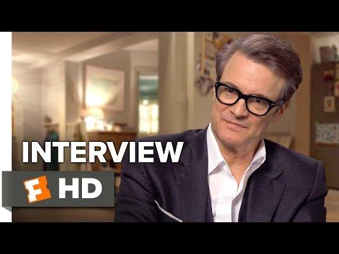 Bridget Jones's Baby Interview - Colin Firth (2016) - Comedy
