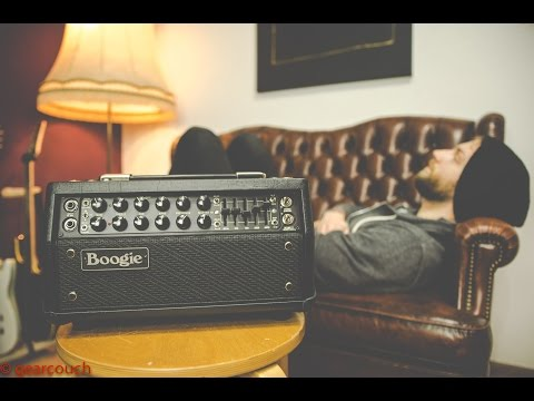 The Boogie Sessions Part II - Mesa Boogie Mark Five:25 Head