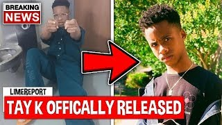 Tay K Officially Released From Prison After This Happened...