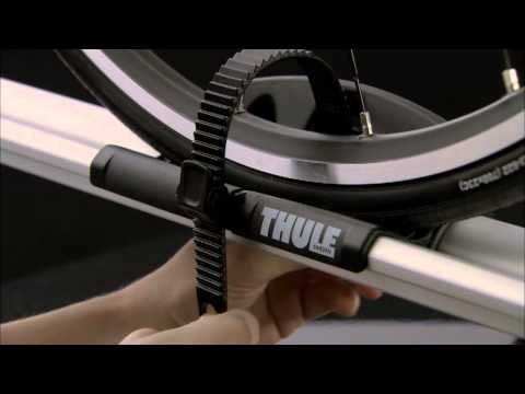 Welp Thule outride 561 fietsendrager dakmontage handleiding montage EE-32