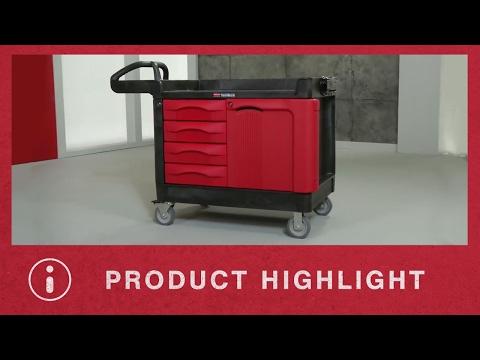 Rubbermaid: TradeMaster Cart