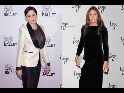 Rose McGowan's Right On Caitlyn Jenner And Women