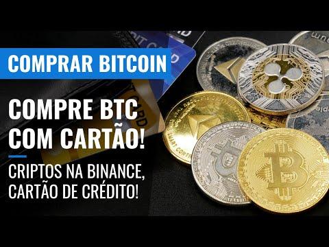 😱 COMO COMPRAR BITCOIN COM CARTÃO DE CRÉDITO NA BINANCE | TUTORIAL 2020 COMPLETO!