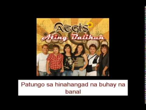 Aegis - Bulag, Pipi At Bingi (Lyrics Video)