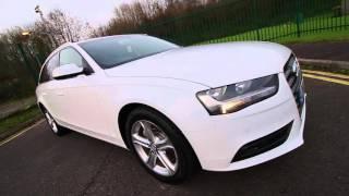 2012 62 Audi A4 Avant 2 0 Tdi Technik SE QUATTRO
