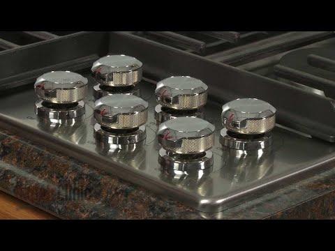 Control Knob – Kitchenaid Gas Downdraft Cooktop Repair (Model #KCGD506GSS00)