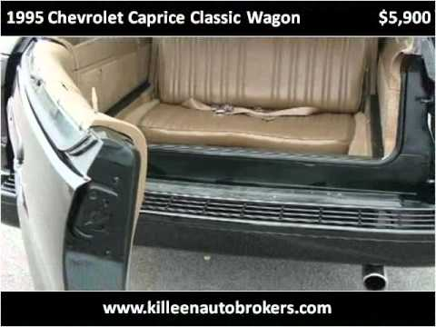 1995 Chevrolet Caprice Classic Wagon Used Cars Killeen Tx