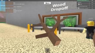 ROBLOX | Holz Tycoon 2 | Ep 1| Schneiden | ft.robloxmania und Sizor Gaming