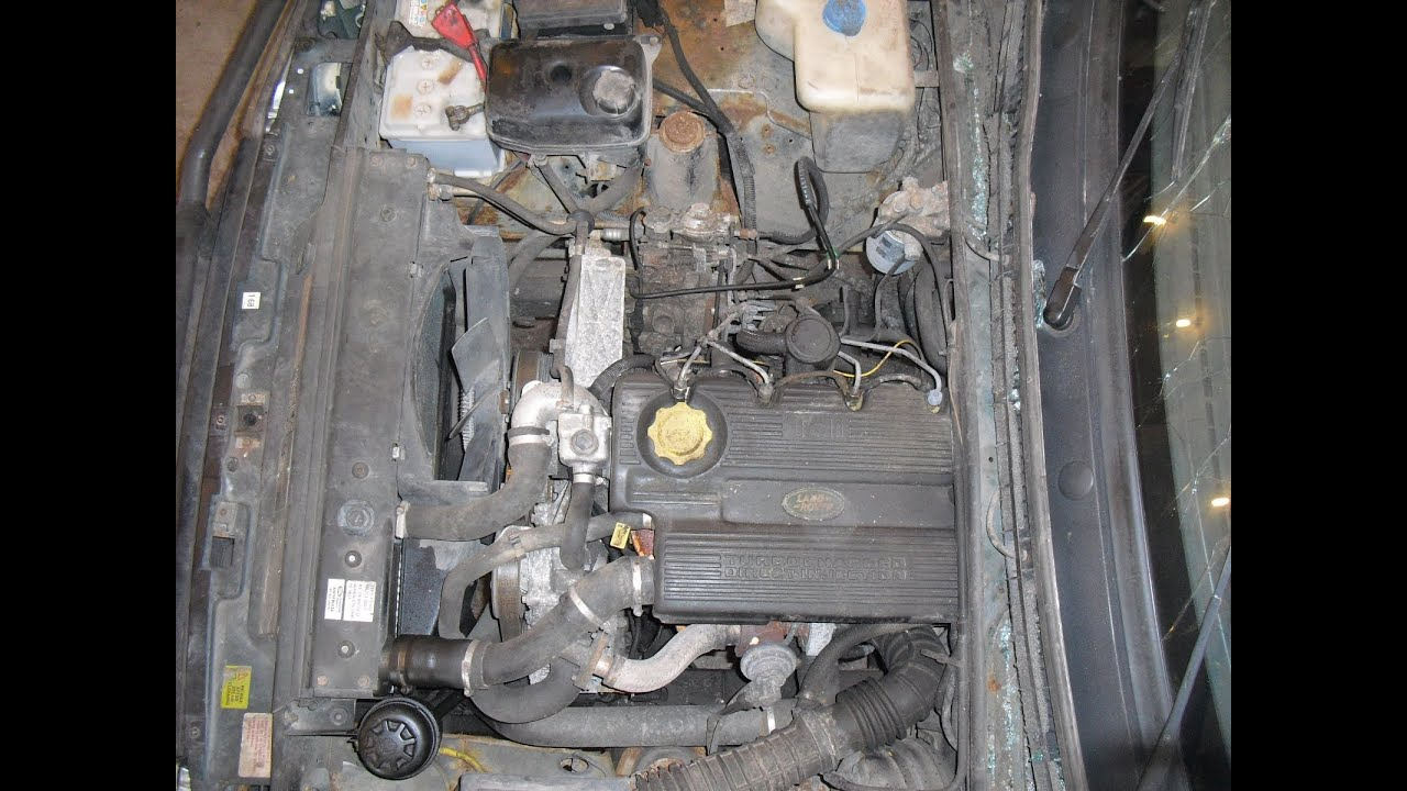 3 Land Rover Discovery 4 0 V8 With Auto Transmission To border=
