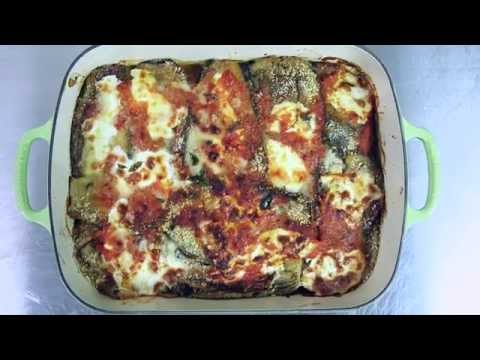 How to make Frankie's Eggplant Parm