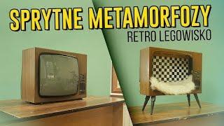 SPRYTNE METAMORFOZY - RETRO LEGOWISKO