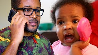 Phone Interview With My 1-Year-Old