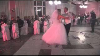 Первый танец молодых! Ирина и Вячеслав 09.10.10.mp4