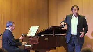 "La donna e mobile, Aria dal opera ""Rigoletto"" Giuseppe Verdi - Αντώνης Κορωναίος, Μόρτζος Φρίξος"