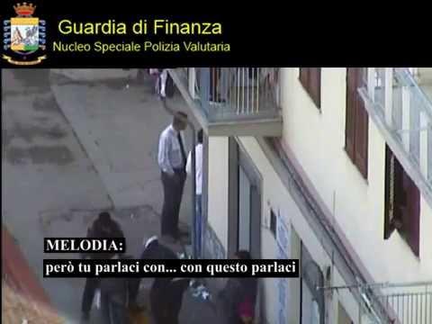 """Operazione """"Agorà"""", video e intercettazioni della Finanza"""