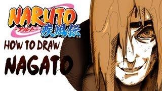 How to draw Nagato by davide ruvolo speedpainter!