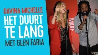 Davina Michelle & Glen Faria - 'Het Duurt Te Lang' // Domien Verschuuren