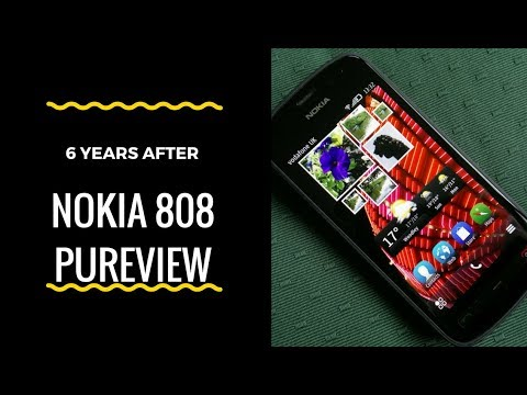 Nokia 808 Revisited After 6 years