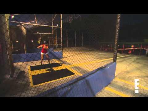 Nikki Bella Battles John Cena in the Cage - Total Divas Bonus Clip