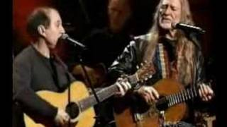 Paul Simon and Willie Nelson - Homeward Bound