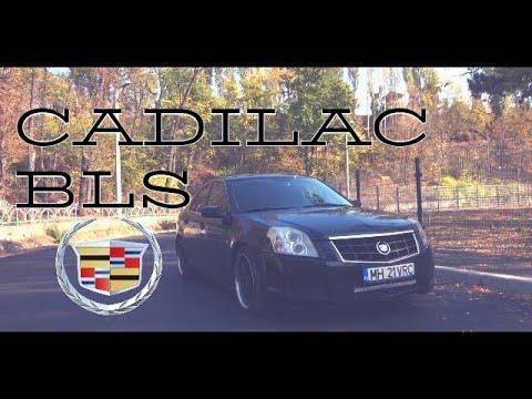 CADILLAC BLS CU MOTOR DE OPEL .CAR VLOG 111