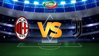 Cara Streaming AC Milan Vs Juventus di HP via MAXStream beIN Sports