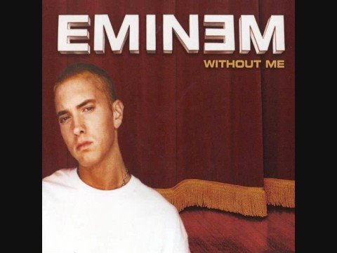 Eminem - Without Me ( AUDIO )