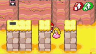 Mario And Luigi SuperStar Saga Walkthrough Part 26 - Little Fungitown
