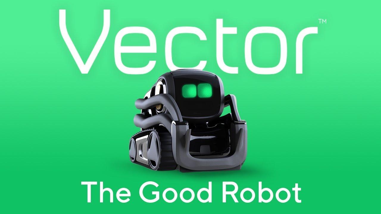 Anki   Vector The Good Robot   The Decision