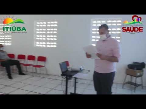 ITIÚBA: COMERCIANTES PASSAM POR TREINAMENTO DE COMO ATUAR PERANTE PANDEMIA