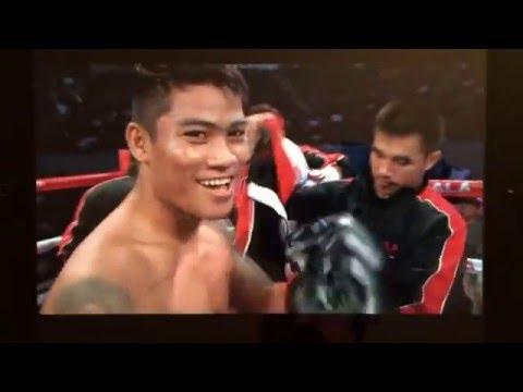 "Mark ""Magnifico"" Magsayo 1st Round KO vs Yardley Suarez Full Fight"