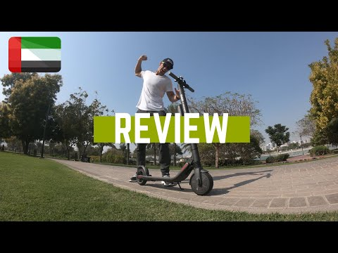 1 Month Review On Segway Ninebot ES4