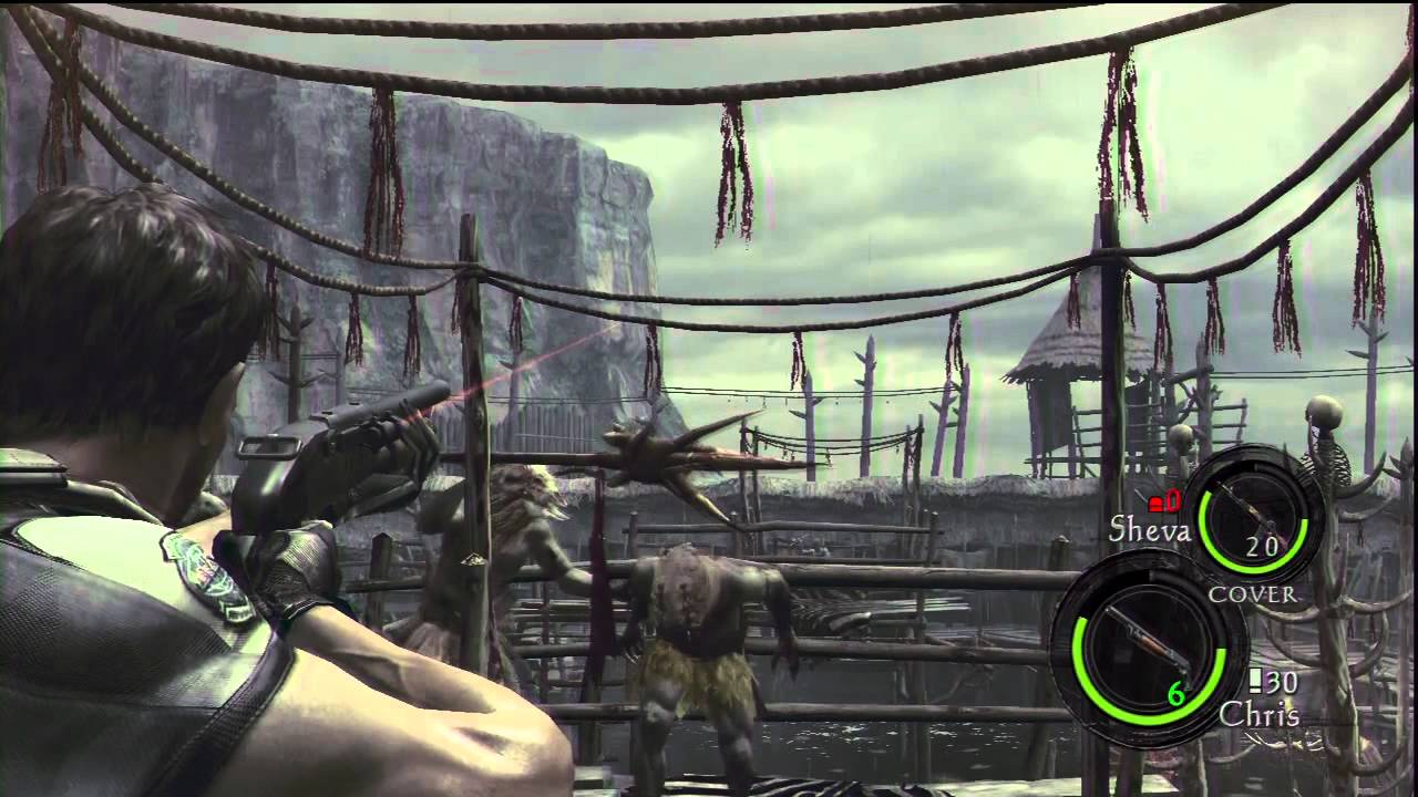 Resident Evil 5 Trophy Guide Road Map Playstationtrophies Org
