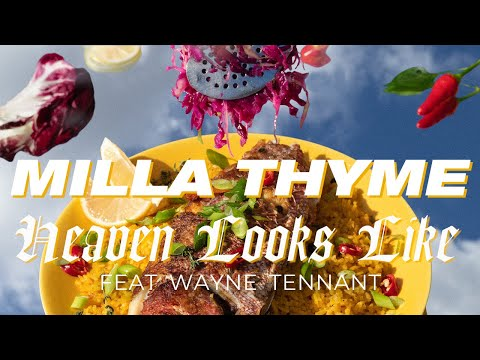 Milla Thyme - Heaven Looks Like (feat. Wayne Tennant) [URBNET]