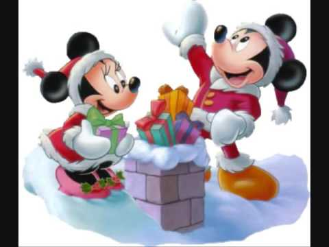 we wish you a merry christmas disney characters w winnie the pooh and tigger