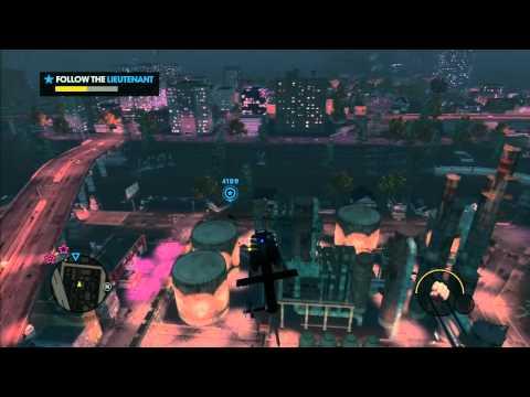 'Saints Row: The Third' Gameplay Walkthrough - Party Time