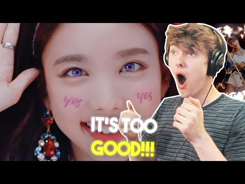 TWICE - YES or YES MV Reaction!! ||  IT'S TOOOO GOOOOOD!!!