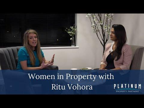 Women in property with Ritu Vohora